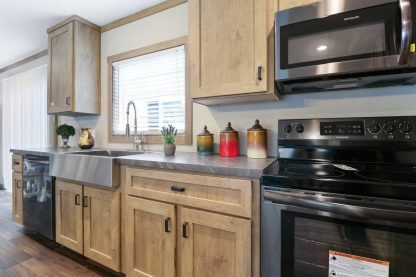 Clayton Athens Amelia Double Wide Mobile Home Oven and Range