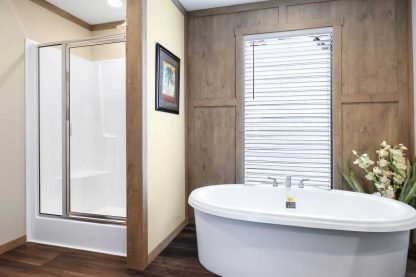 Clayton Athens Fletcher Double Wide Mobile Home Tub