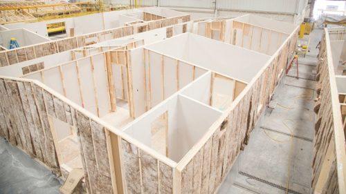 Mobile Home Construction Process